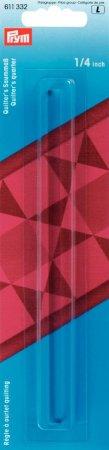 Prym Quilters Saummass KST 1/4 x 6,7 inch transparent