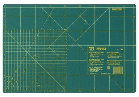 Prym Schneideunterlage cm/inch-Einteilung 45 x 30 cm