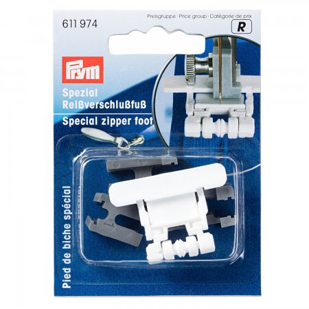 Prym RV-Fuss für Nähmaschinen für unsichtbare RV