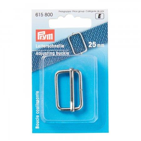 Prym Leiterschnalle 25 mm silberfarbig