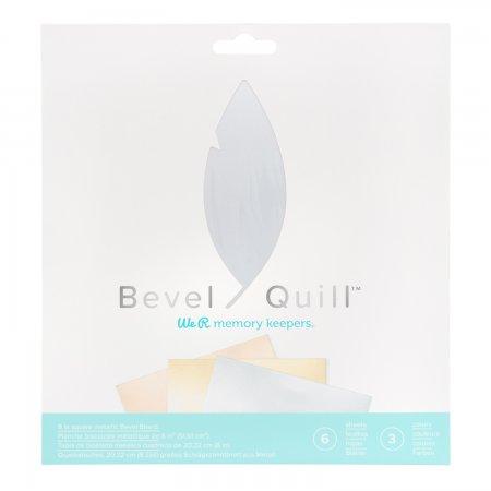 WR Bevel Quill Board Blätter
