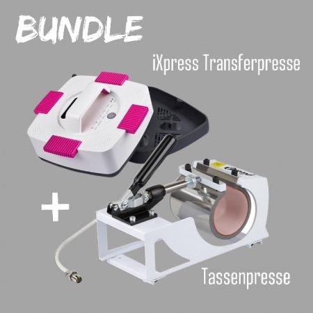 Tassenpresse + iXpress Transferpress