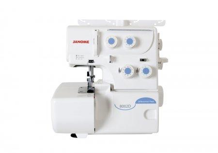 Janome OV 8002D (weiß)