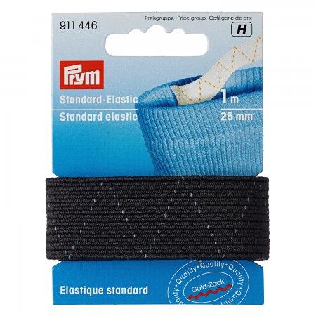 Prym Standard-Elastic 25 mm schwarz