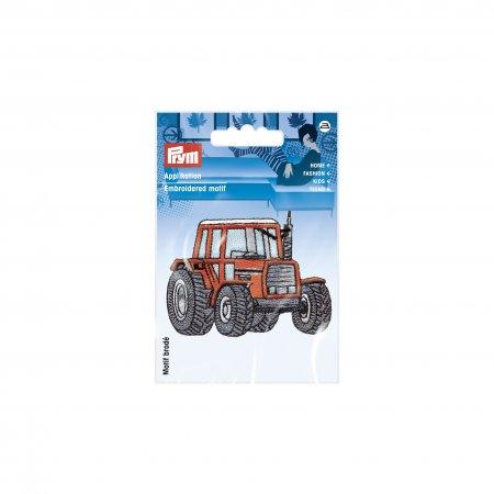 Prym Applikation Traktor rot