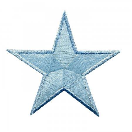 Prym Applikation GLOW IN THE DARK Sterne blau