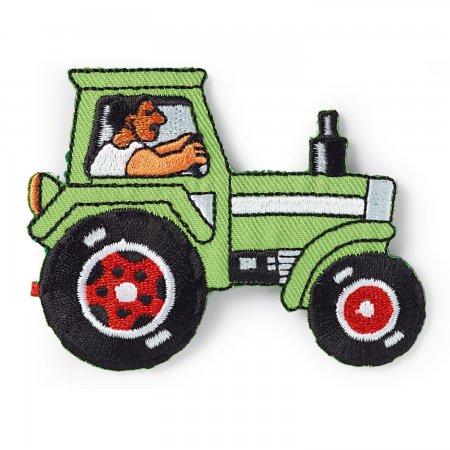 Prym Applikation Traktor grün