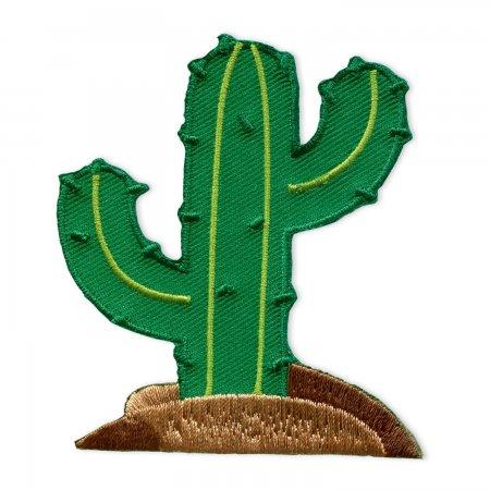 Prym Applikation Kaktus grün