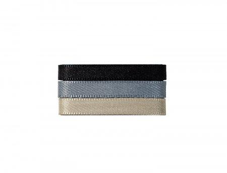 Prym Aufhängerband beige/grau/schwarz