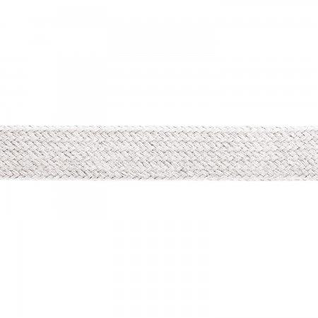 Prym Hoodiekordel PES 17 mm weiss