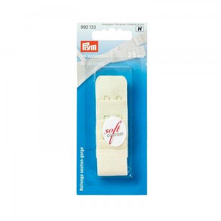 Prym BH-Verlängerer 3 x 2 Haken 25 mm champagner