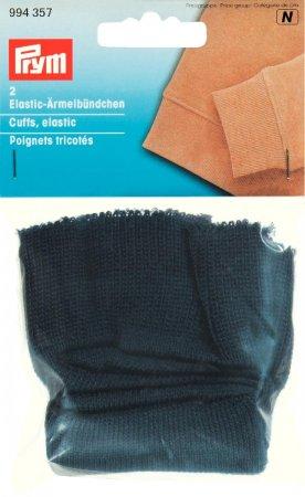 Prym Elastic-Ärmelbündchen marine