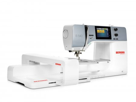 Bernina 540 inkl. Stickmodul