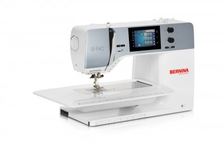 Bernina 540 ohne Stickmodul