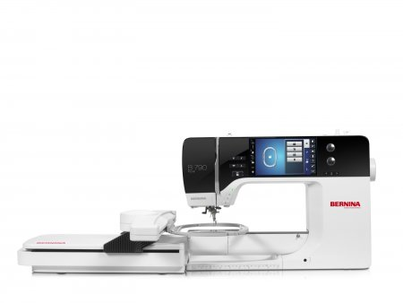 Bernina 790 PLUS inkl. Stickmodul