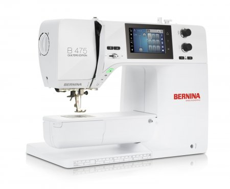 Bernina 475QE Computernähmaschine