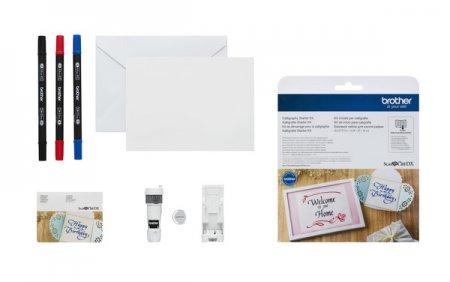 BT Kalligrafie Starter Kit für ScanNCut Hobbyplotter