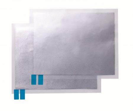BT Embossing Metallblatt Silber