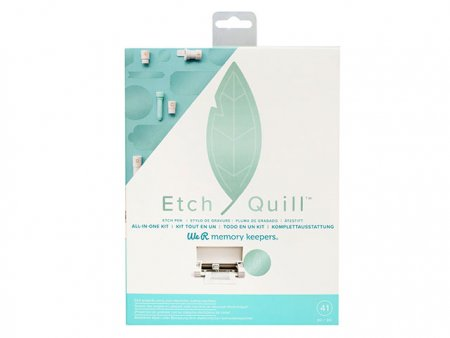 WR Etch Quill - Starter Kit