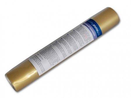 SIL Glasdekorfolie - Etched Gold 31,5 cm