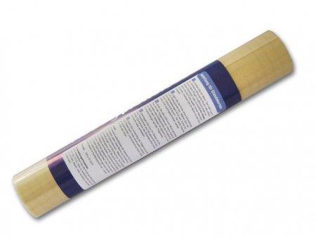 SIL Glasdekorfolie - Frosted Gold 31,5 cm