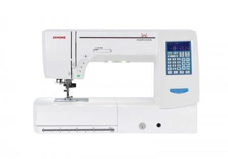 Janome MC 8200 QCP SE (weiß)