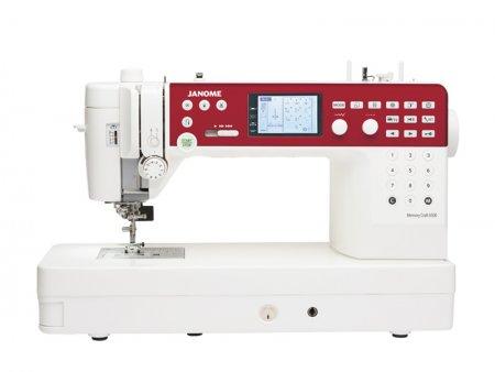 Janome MC 6650