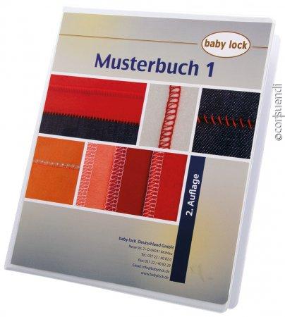 Babylock Musterbuch Overlock