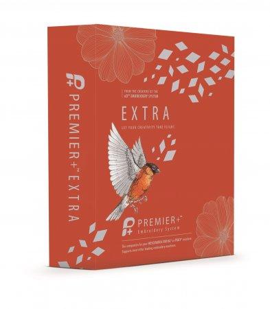 Software Premier + Embroidery Extra für Pfaff und Husqvarna