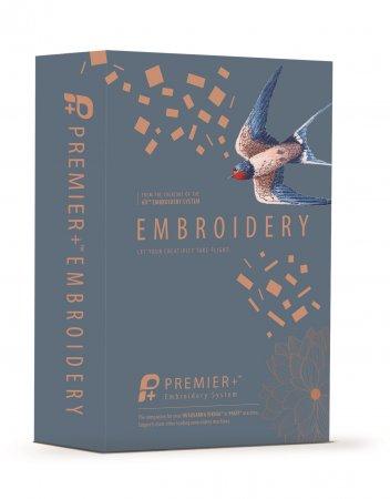 Software Premier + Embroidery für Pfaff und Husqvarna