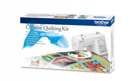 Brother Quilting Kit QKM2 f. A16/50/60SE/80/150/M280D