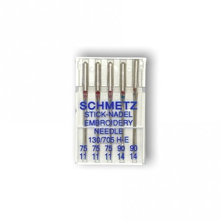 Schmetz Nadeln Stick 75-90 5er lose