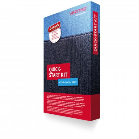 Veritas Quick Start Kit  42 Teile