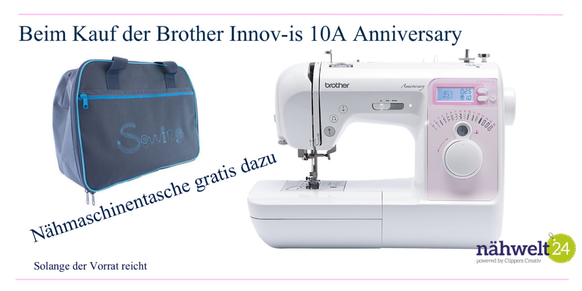 Brother_10A+Tasche