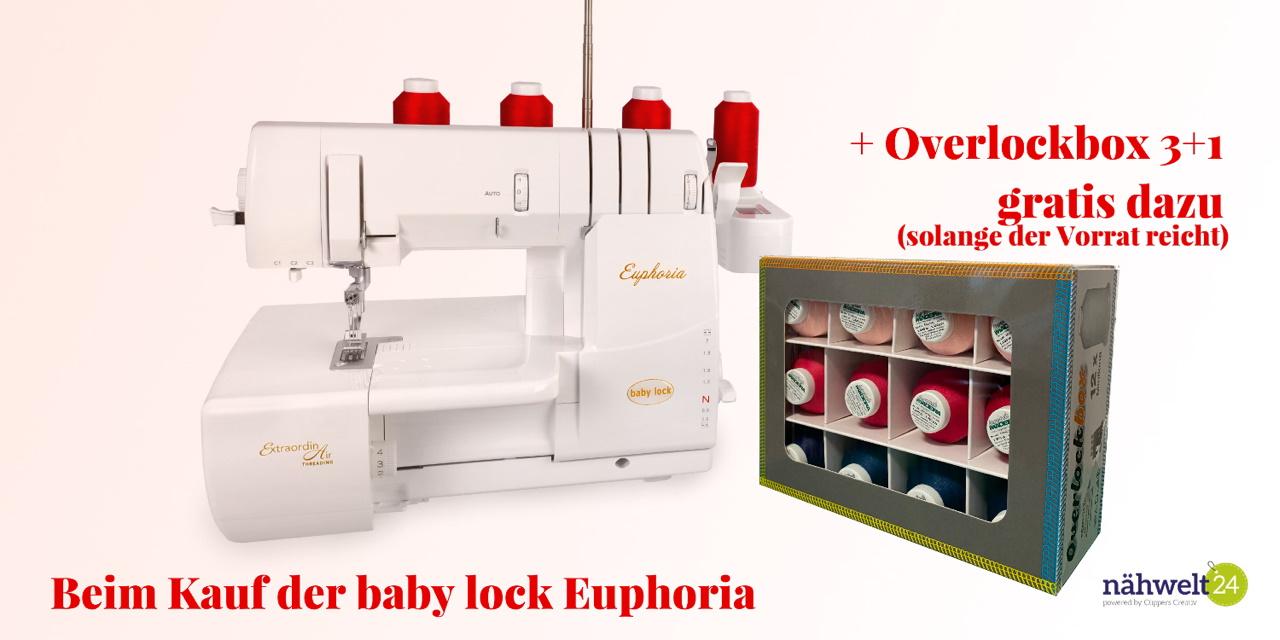 Euphoria + Garnbox